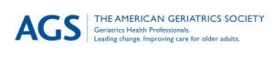 The American Geriatrics Society logo