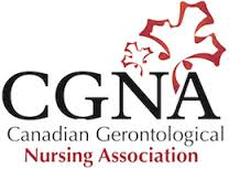 Canadian Gerontological Nursing Association logo