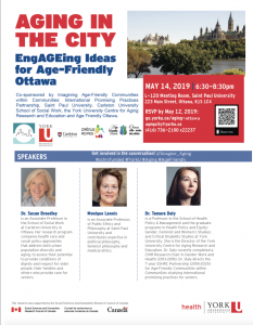 EngAGING Ideas for Age-Friendly Ottawa